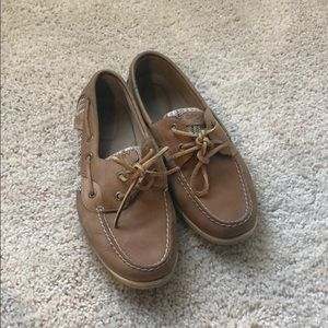 Women's Sperry's Size 9.5M